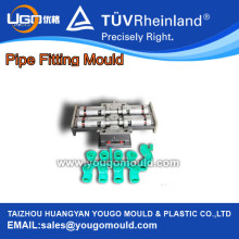 Plastic Pipe Fitting Mold