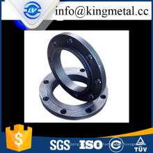 brida de la placa de acero al carbono estándar