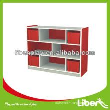 Meubles de rangement pour enfants, Garderie, Cabinet, Meubles de garderie