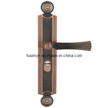 Poignée de porte en bronze rouge haute qualité Fusim (FA-6027LL)