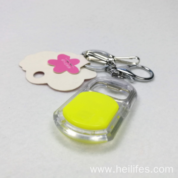 LED key rings promotional gift