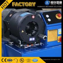 Machine à sertir de tuyau de Finn-Power de type d'ordinateur de rendement élevé avec le meilleur prix