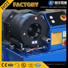 High Efficiency Computer Type Finn-Power Hose Crimping Machine With Best Price
