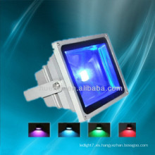 China shenzhen led fac venta caliente led rgb flood light 30w ac cc disponible