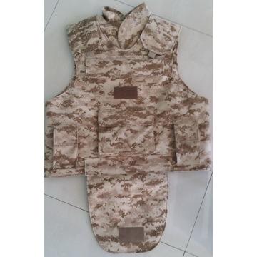 Completely bulletproof jacket