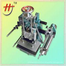 HH-110N Alto econômico nome manual máquina de carimbo quente
