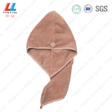 Massging hair drying use towel sponge