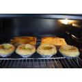Churrasqueiras de aço inoxidável Assar Pratos e Panelas Padaria Resfriamento Assadeira De Aço Inox