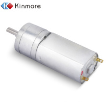 2019 hot sale dc geared small gear reduction electric motor
