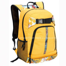 Promotion Waterproof Outdoor Sports Travel School Skate Backpack Bag
