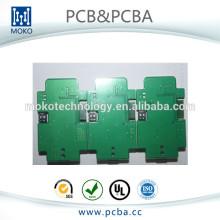 Placa de circuito modificada para requisitos particulares de los auriculares del bluetooth, servicio de la asamblea de PCB, tableros electrónicos hechos en Shenzhen