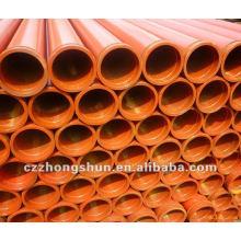 steel pipe for concrete pump