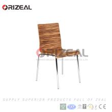 Silla de madera contrachapada OZ-1052- [catálogo]