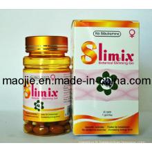 Nouvelle arrivée Slimix botanique rapidement amincissant la Capsule (MJ-30capsule)