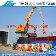 300tph Grue de manutention de la ferraille hydraulique
