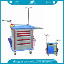AG-Et001A1 Gebrauchte Krankenhauswagen ABS-Material