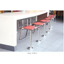 Mobiliario de restaurante Taburete de bar Alta silla de venta al por mayor (FOH-XM04-33)