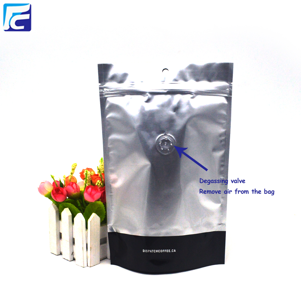 zipper Aluminum Foil Bag
