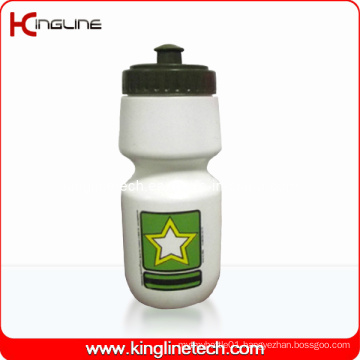 Plastic Sport Water Bottle, Plastic Sport Bottle, 500ml Plastic Drink Bottle (KL-6504)