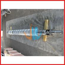 NOVAMECH plastic extuder machine screw and barrel