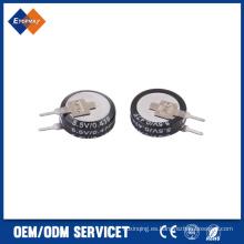 Tipo V 0.47f 5.5V Súper Condensador