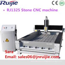 Máquina de grabado de mármol del azulejo de la piedra del CNC de las ventas del fabricante chino