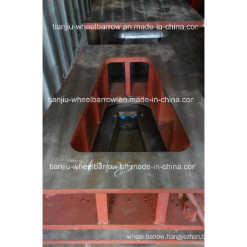 Tray Mouldes for South Africa Wheelbarrow