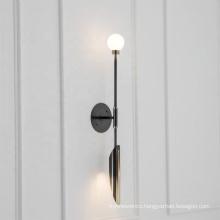 Zhongshan new wall light fixtures modern indoor wall lamp light