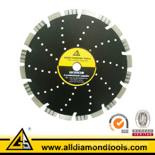 Laser Welded Diamond Cutting Blade for Granite and Marble