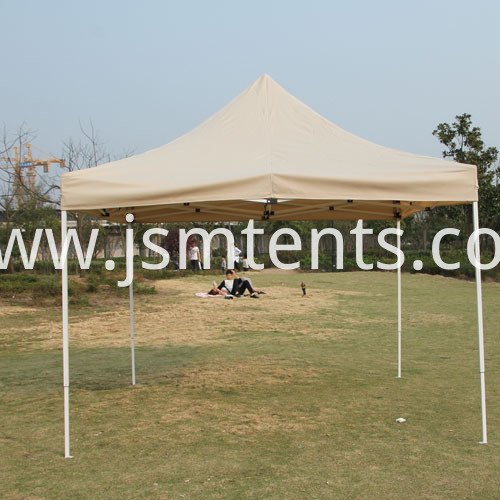 Waterproof 3m x 9m PE Gazebo Marquee Awning Party Tent Canopy White