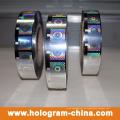 Kundenspezifisches Sicherheits-Hologramm-Heißprägefolie (NS-HSF-001)