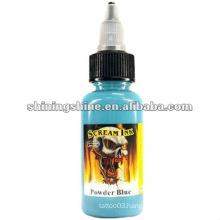 professional supply glitter metallic tattoo ink