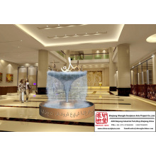 Popular Indoor Fountain Sculpture
