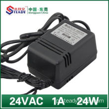 24VACリニア電源24W