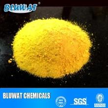 Sludge Dewatering Chemicals Polymer Coagulant PAC02 Grade