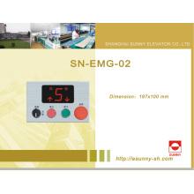 Cuadro de mantenimiento del gabinete de control para elevador (SN-EMG-02)