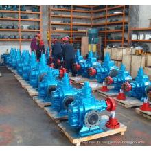 Pompe à engrenages d'huile à arc de la série Ycb