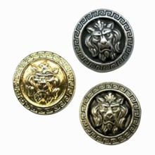 Leading for Vintage Metal Buttons Fashion High-Grade Metal Button Embellishments supply to India Exporter