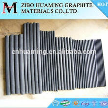 High strength graphite rod