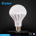 9W 12v led bulb e27 with warm white