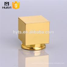 zamac square end perfume bottle cap