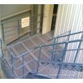 Расширение Алюминиевые лестничные перила