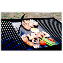 Heavy Duty Non-stick Barbecue Grill Mat , Cook BBQ Without Oil Or Fat