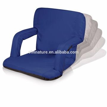 Cadeira dobrável de apoio de braços para pessoa solteira