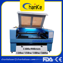 600X900mm 80W / 100W / 60W Máquina a laser de escultura em madeira para placa de madeira / acrílico