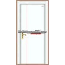 Commercial Steel Wood Interior Door JKD-S06