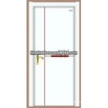 Коммерческие стальных деревянные двери JKD-S06