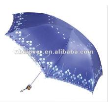 Werbe-Mode Falten Regenschirm