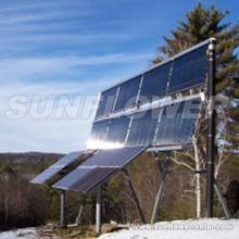 Solarkollektor Kupferrohr