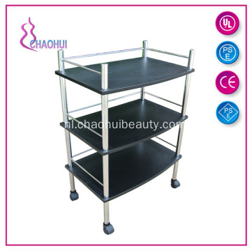 Drie Drawers Beauty Trolley Case Distributer